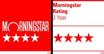 4 stars Morningstar