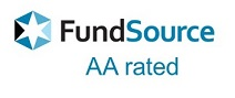 Castle Point 5 Oceans Fund is AA rated by FundSource